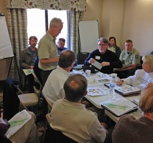 Kickoff Meeting for Recreation Map in 2016